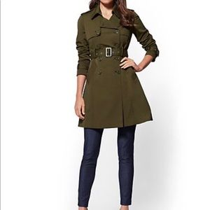 NY&C: Belted Trench Coat - 7th Avenue